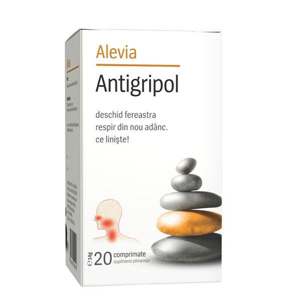 Antigripol Alevia - 20 comprimate