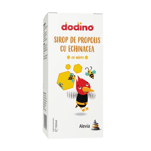 Sirop de propolis cu echinacea Dodino Alevia - 150 ml