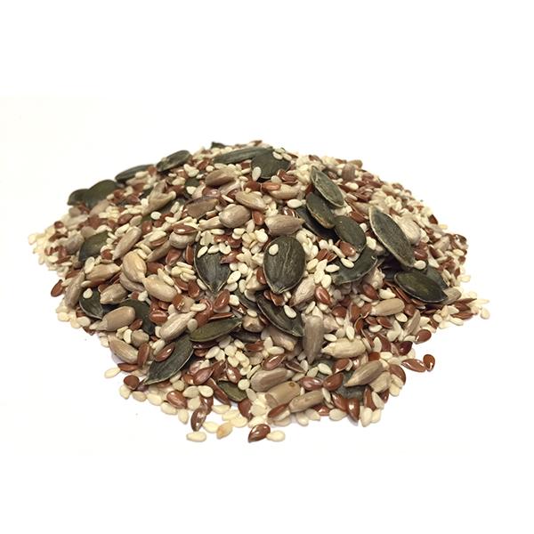 Amestec miez & seminte crude - 1 kg