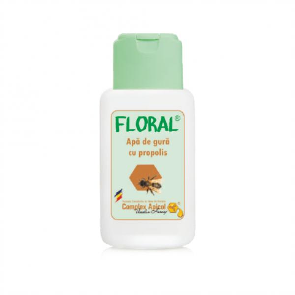 Apa de gura cu propolis Floral - 100 ml