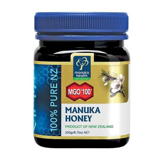 Miere MANUKA MGO (100+) Manuka Health - 250 g