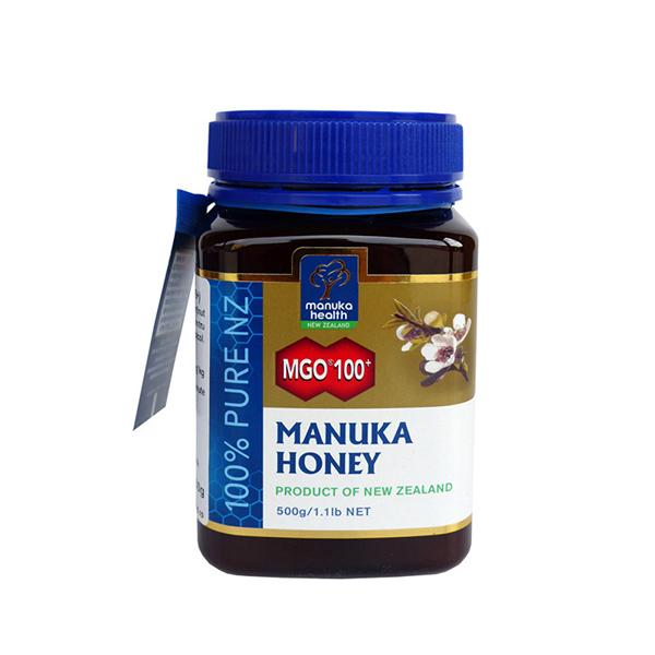 Miere Manuka MGO (100+) Manuka Health - 500 g