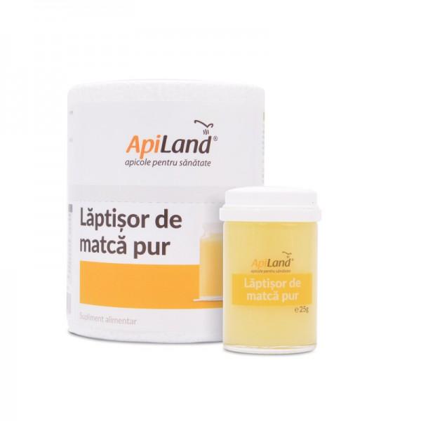 Laptisor de matca pur (crud) Apiland - 25 g