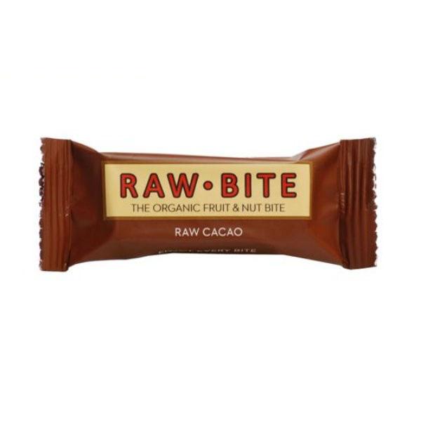 Baton nutritiv cu cacao (fara gluten si lactoza) BIO - 50 g