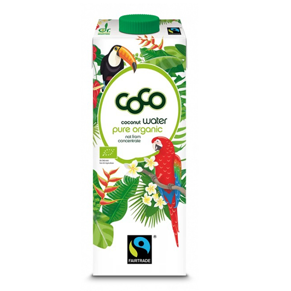 Apa de cocos 100% BIO Coco - 1 litru