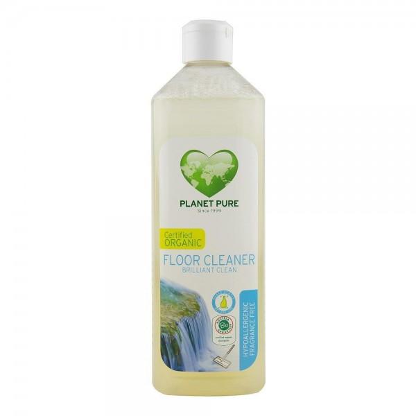 Detergent pentru pardoseli hipoalergen (fara parfum) ECO Planet Pure - 510 ml