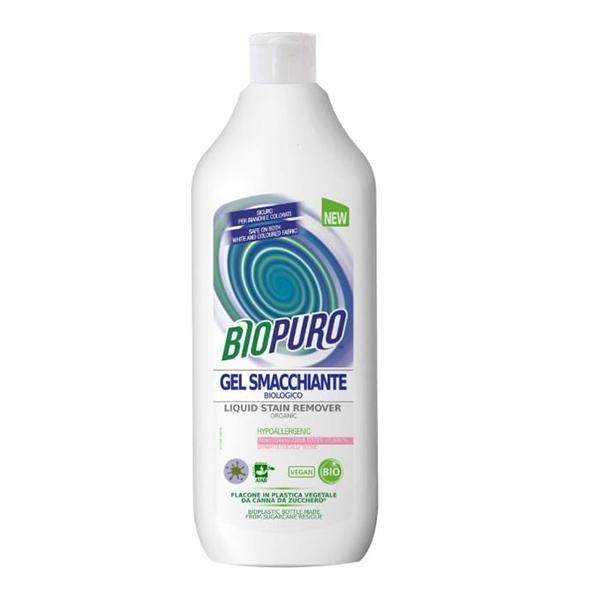 Detergent hipoalergen activ pentru scos pete ECO Biopuro - 500 ml