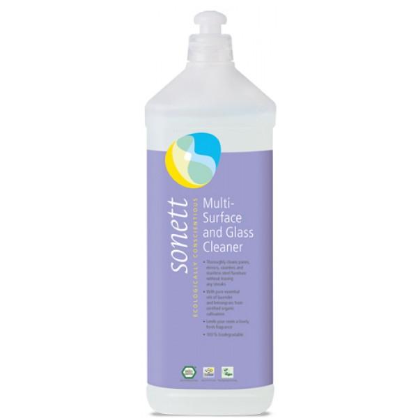 Detergent pentru sticla si alte suprafete ECO Sonett - 1 litru