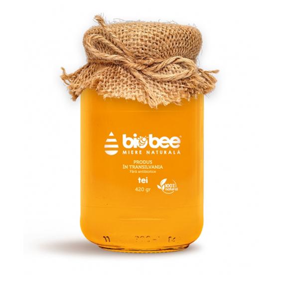 Miere de tei BioBee - 420 g