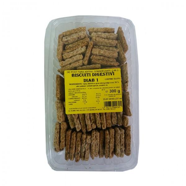 Biscuiti digestivi DIAB 1 - 300 g