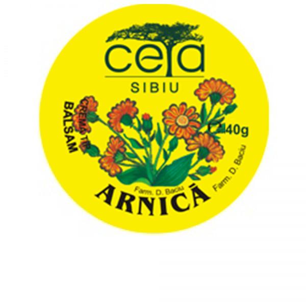 Unguent arnica Ceta Sibiu - 40 g
