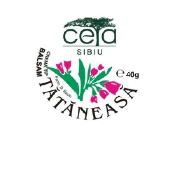 Unguent de tataneasa Ceta Sibiu - 40 g