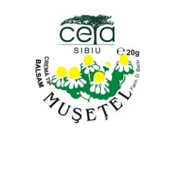 Unguent musetel Ceta Sibiu - 20 g
