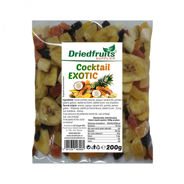 Cocktail exotic - 200 g