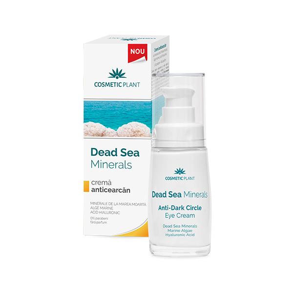 Crema anticearcane (Dead Sea minerals) Cosmetic Plant - 30 ml