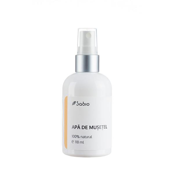 Apa de musetel Sabio Cosmetics - 118 ml