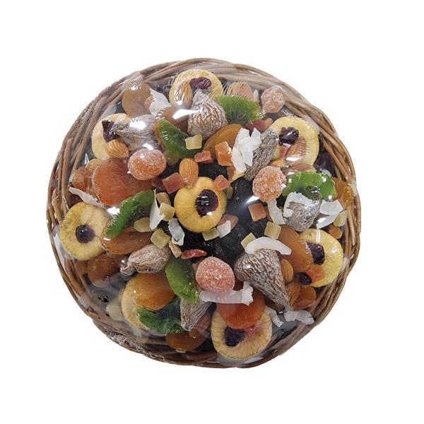 Cos cocktail fructe deshidratate Driedfruits - 1 kg