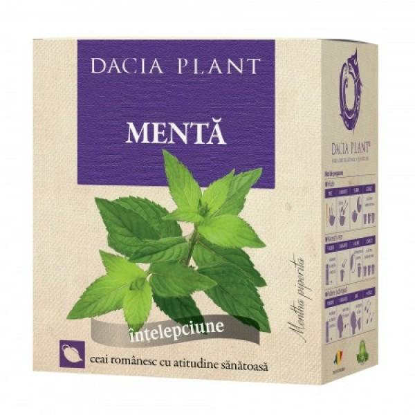 Ceai menta Dacia Plant - 50 g