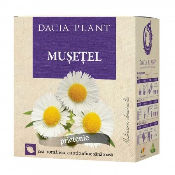 Ceai musetel Dacia Plant - 50 g