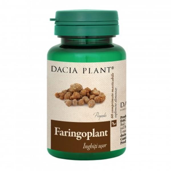 Faringoplant Dacia Plant - 60 comprimate