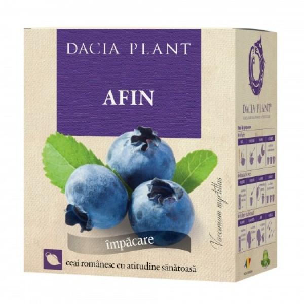 Ceai afin Dacia Plant - 50 g
