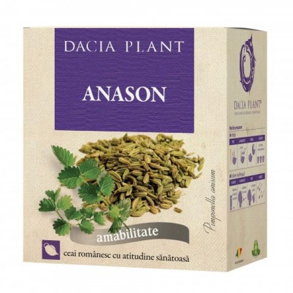 Ceai anason Dacia Plant - 50 g