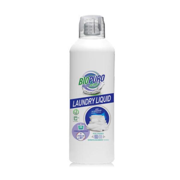 Detergent hipoalergen pentru rufe albe si colorate ECO Biopuro - 1 litru