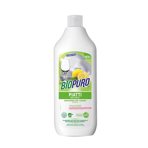 Detergent hipoalergen pentru vase ECO Biopuro - 500 ml
