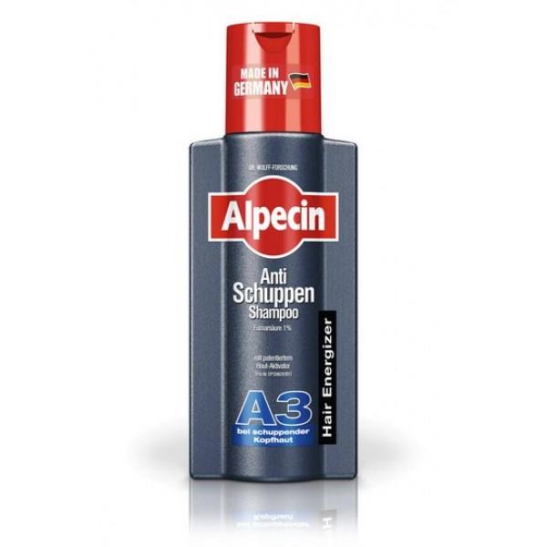 Sampon A3 anti-matreata Alpecin  - 250 ml