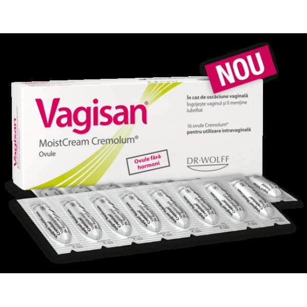 Ovule (moistcream cremolum) Vagisan - 16 ovule