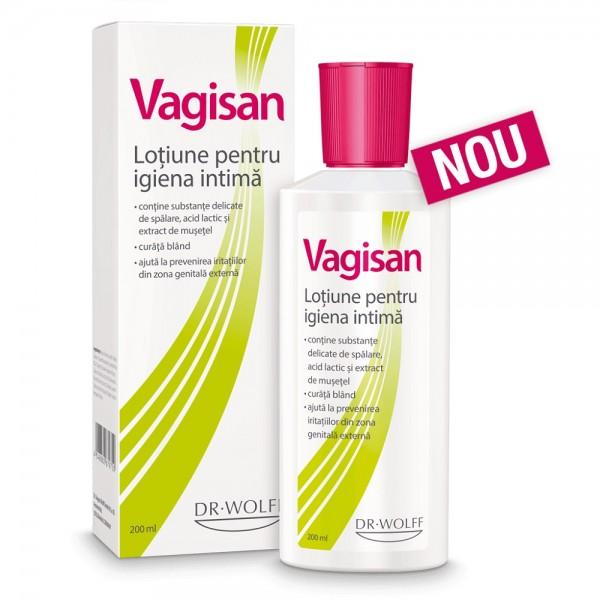 Lotiune pentru igiena intima Vagisan - 200 ml