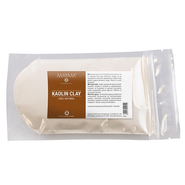 Argila alba caolin Mayam - 100 g