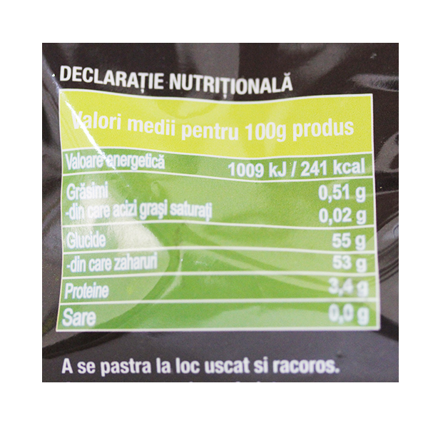 Caise deshidratate - 200 g