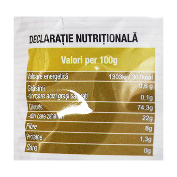 Curmale deshidratate fara samburi - 200 g