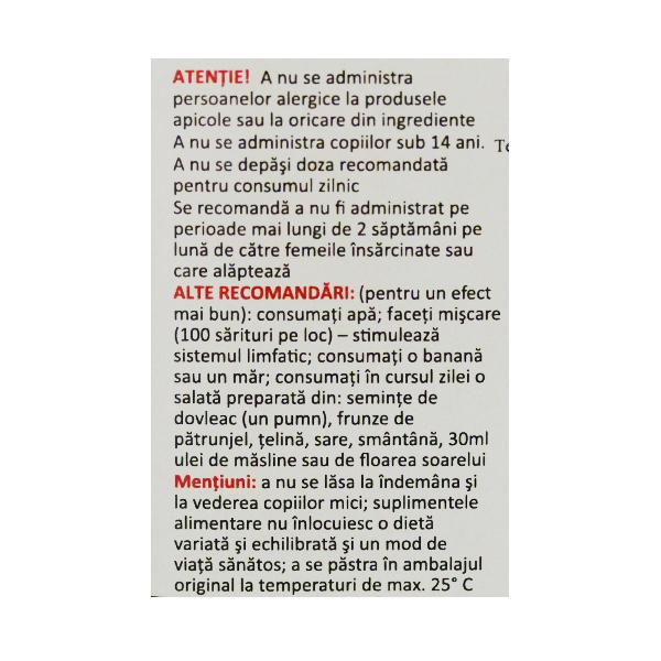 Doftorii batranesti Adulti - Stresat Prisaca Transilvania - 200 g