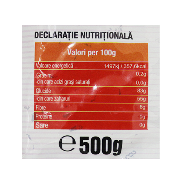 Merisoare confiate Driedfruits - 500 g