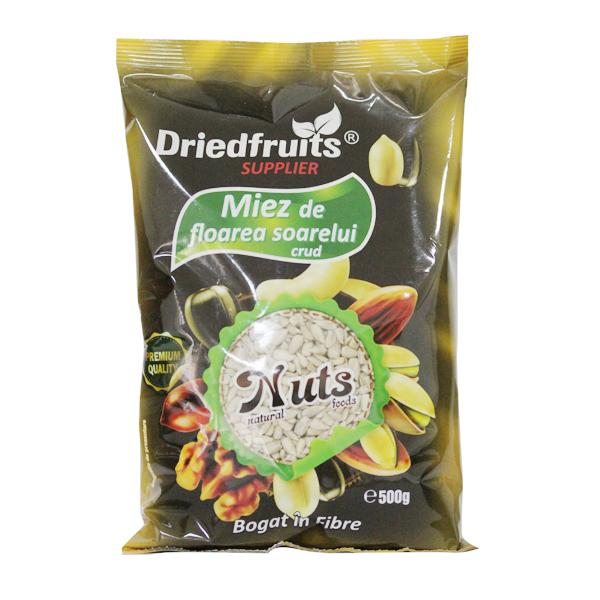 Miez floarea soarelui crud Driedfruits - 500 g