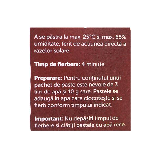 Paste tagliatelle din spelt integral BIO Petras Bio - 250 g