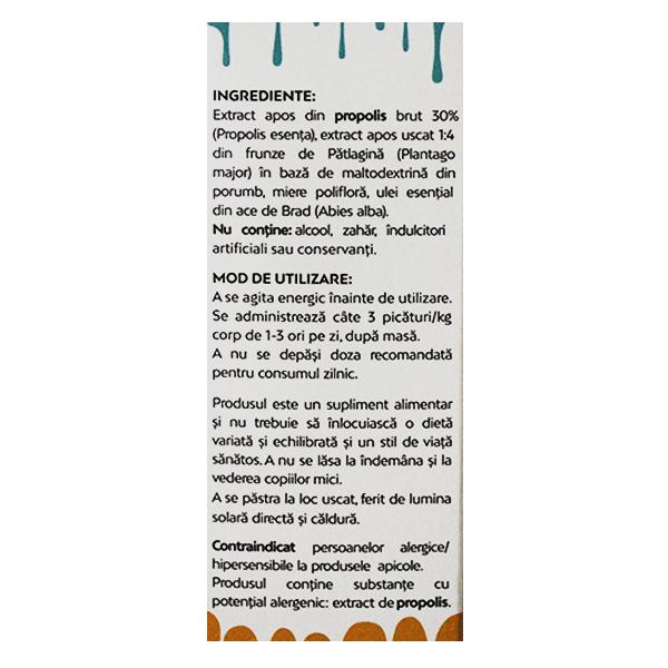 Propolis esenta Apibronhoexpect Apiphen - 50 ml