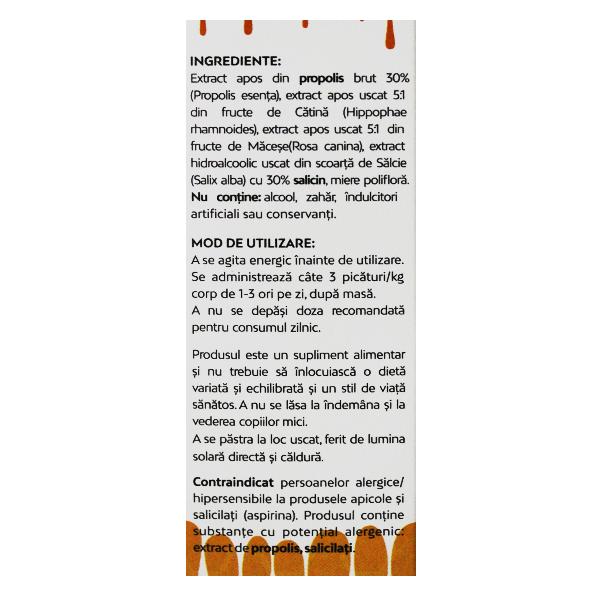 Propolis esenta Apifluprotect Apiphen - 50 ml