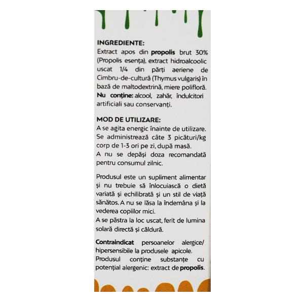 Propolis esenta Apiimunoprotect Apiphen - 50 ml