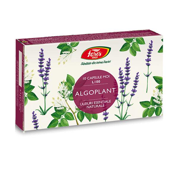 Algoplant Fares - 10 capsule