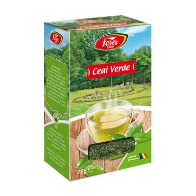 Ceai verde - Fares, 20 doze (Adjuvante in cura de slabire) - vortecs.ro