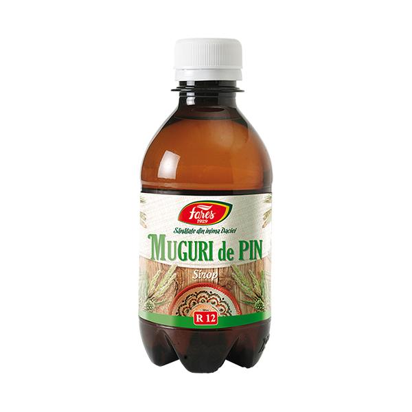 Sirop muguri pin Fares - 250 ml