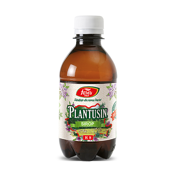 Sirop plantusin Fares - 250 ml