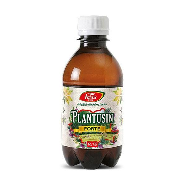 Sirop plantusin Forte Fares - 250 ml