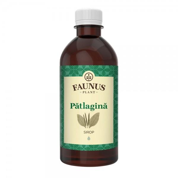 Sirop patlagina Faunus Plant - 200 ml