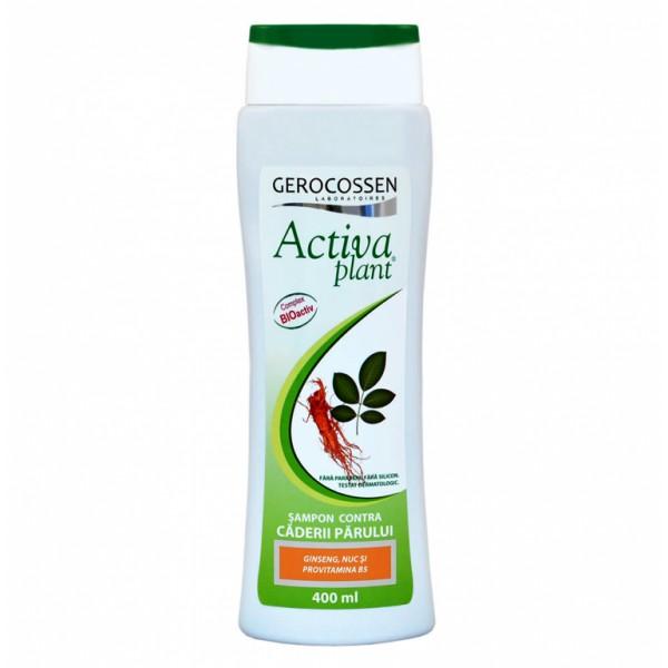 Sampon contra caderii parului Activa Plant GEROCOSSEN - 400 ml