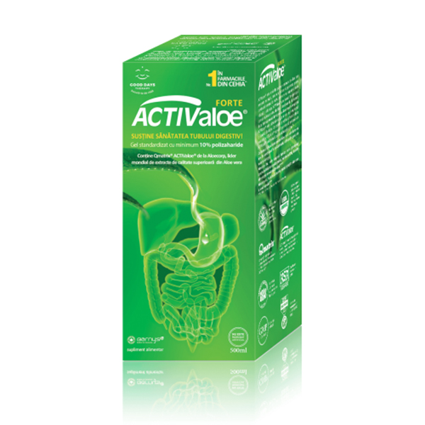 ACTIVAloe Forte Good Days Therapy - 500 ml
