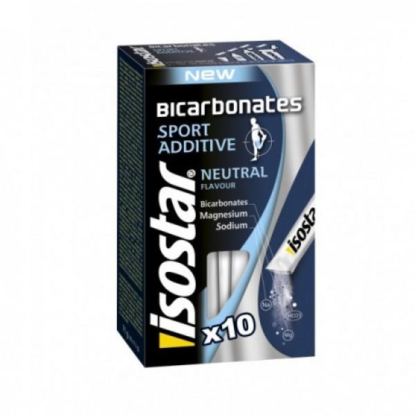 Bicarbonat sport additive Isostar - 71 g